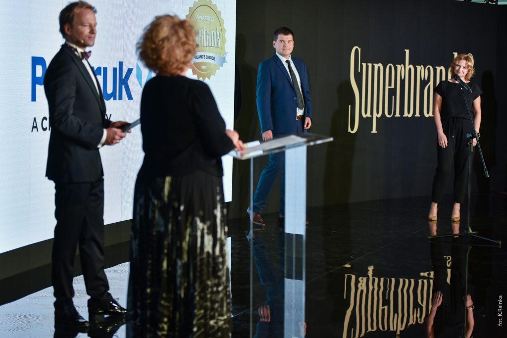 Superbrands Netimage Rafał Wieteska